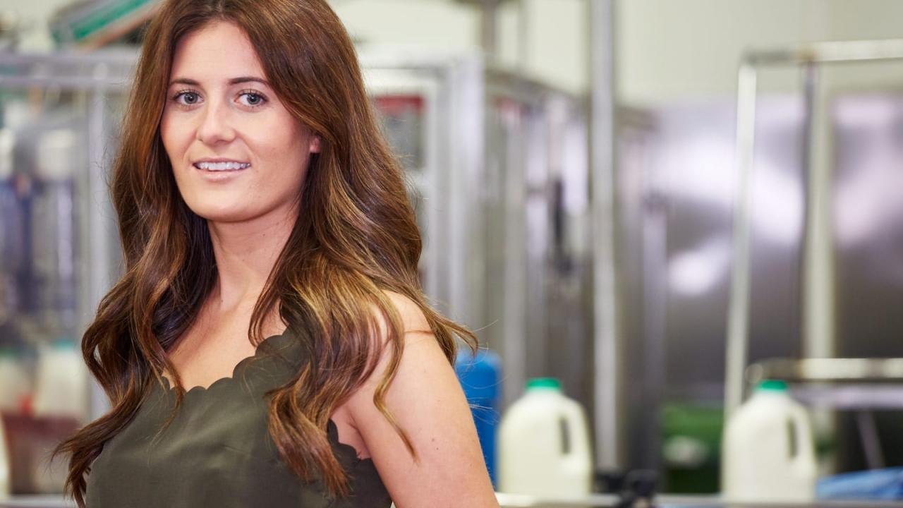 McQueens Dairies launches milk delivery depot in Warrington