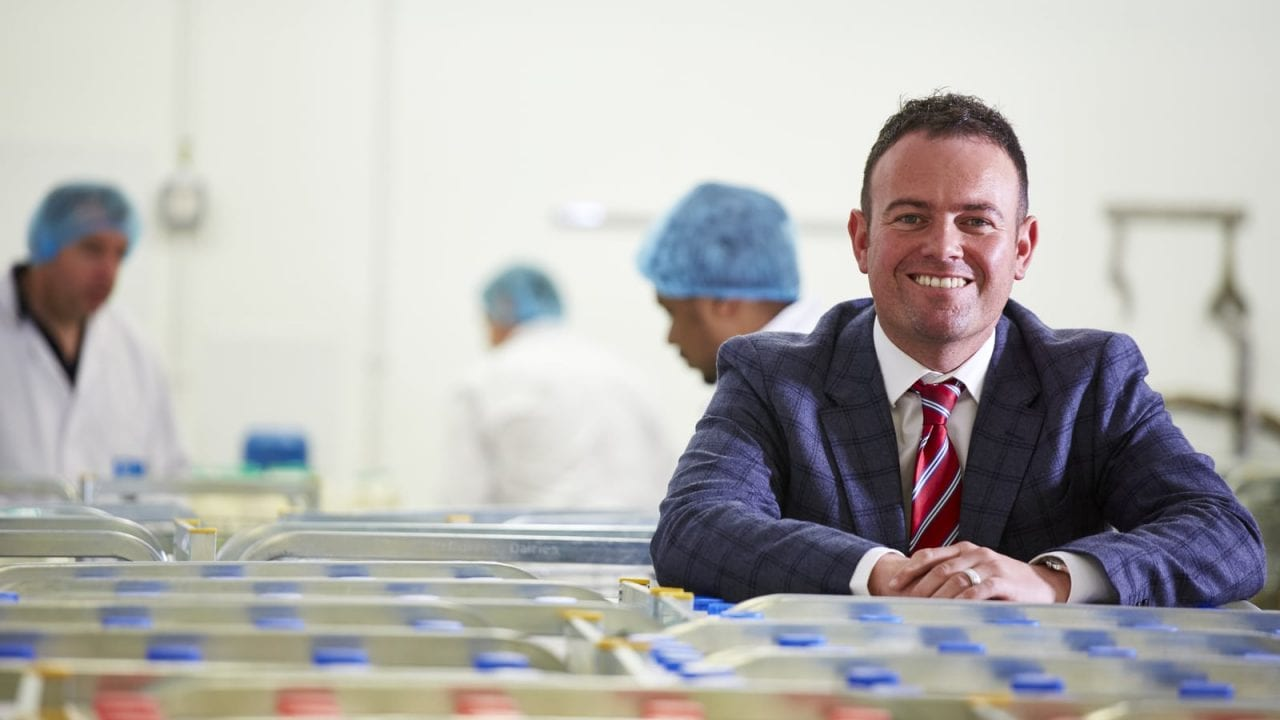 McQueens Dairies launches milk delivery depot in Huddersfield