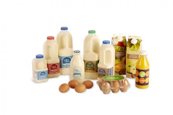 mcqueens dairies fife