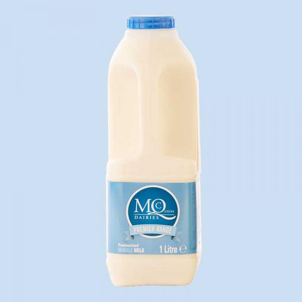 mcqueen dairy milk