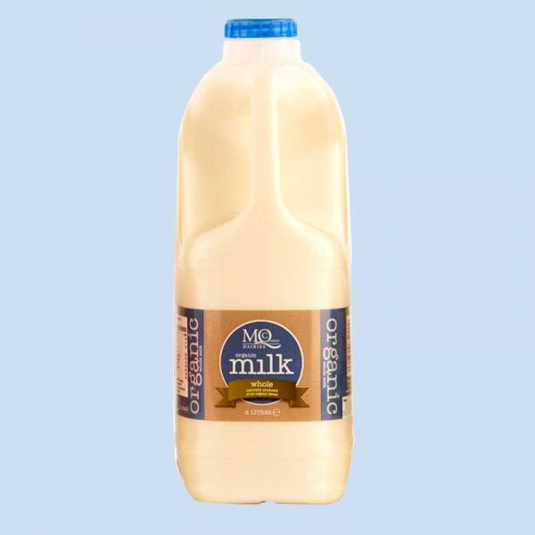 organic milk delivery whole milk