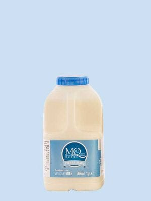 mcqueens dairies milk whole