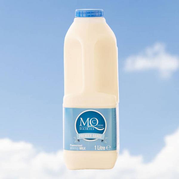 mcqueen dairies milk delivery