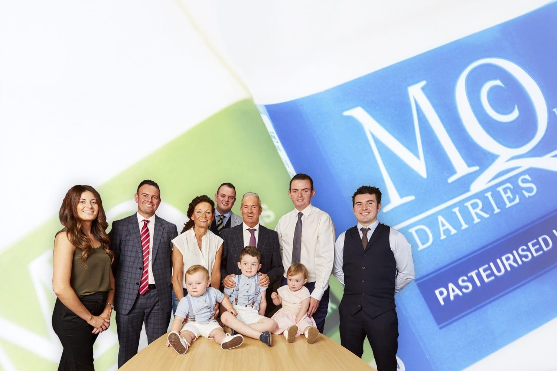 McQueens Family