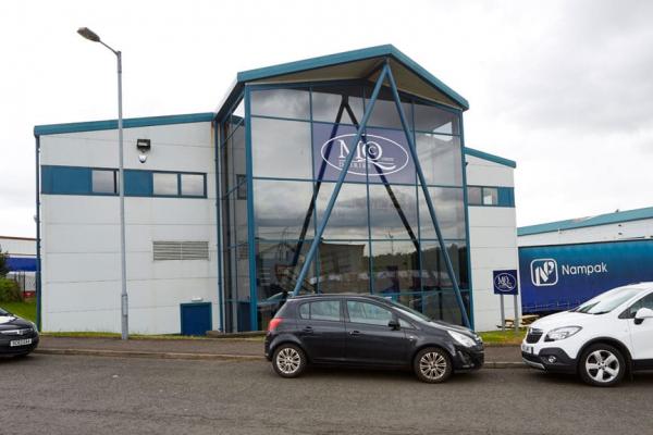 mcqueens dairies depot glasgow
