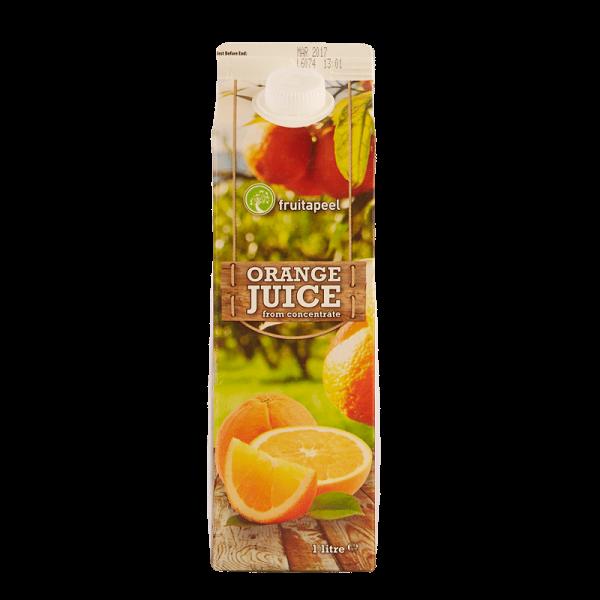 mcqueens dairies orange juice
