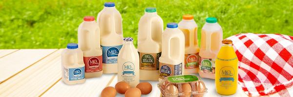 milk delivery edinburgh
