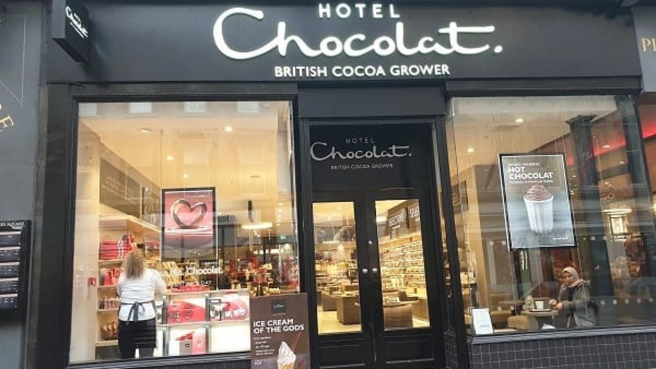 Meet our Customer – Hotel Chocolat