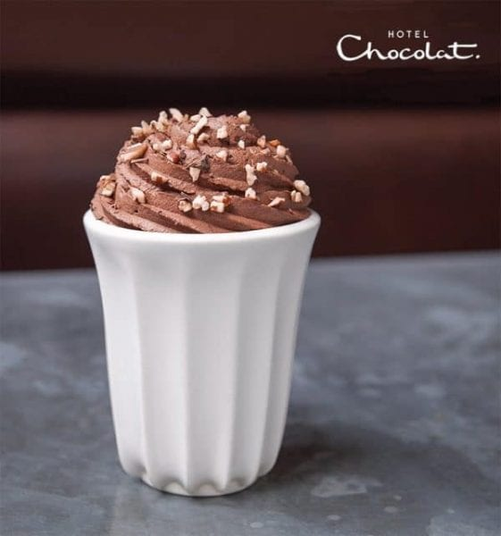 hotel chocolat whip milk