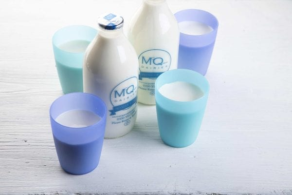 McQueens Dairies Milk Delivery