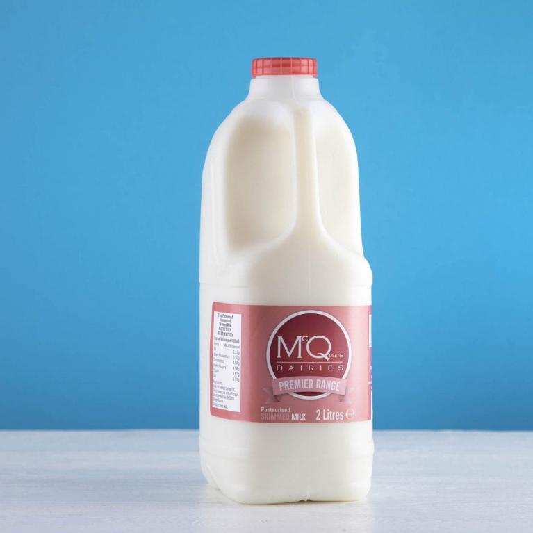 local milk delivery