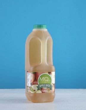 apple juice mil delivery