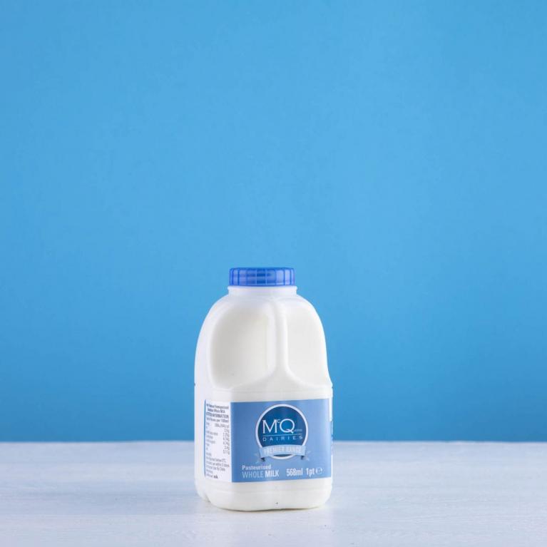milkman delivery