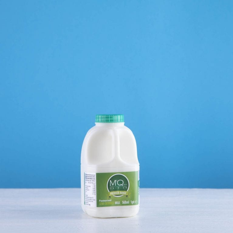 fresh milk milkman