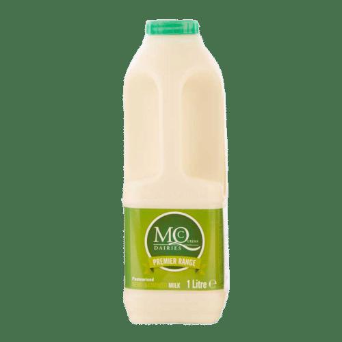 Skimmed milk delivery
