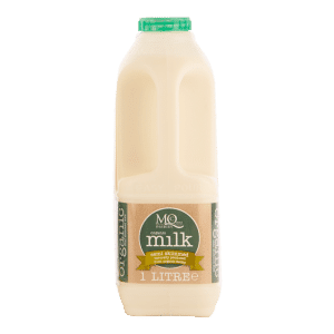 semi skimmed milk delivery organic