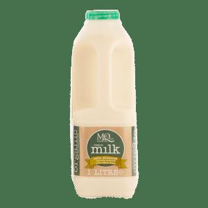 1 litre semi skimmed organic milk delivery