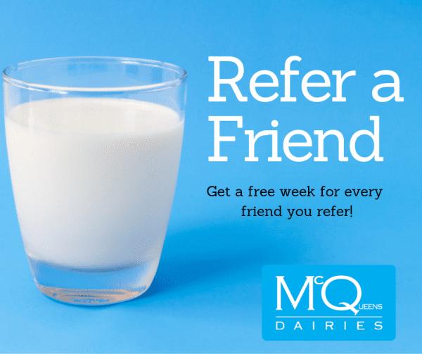refer a friend mcqueens