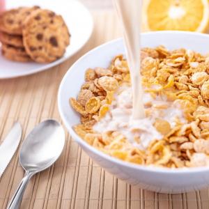 milk cereal