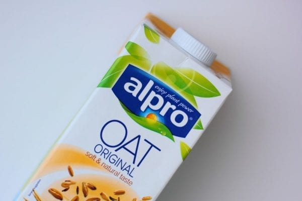 Alpro oat milk delivery