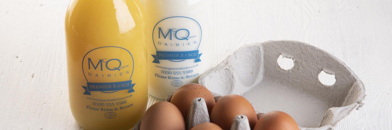 McQueens Dairies Eggs