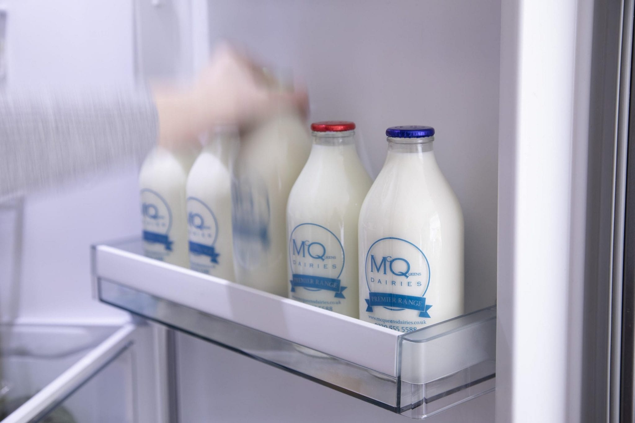 The benefits of drinking fresh milk for the whole family