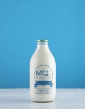 1 Pint Semi Skimmed Milk Glass Featured Image