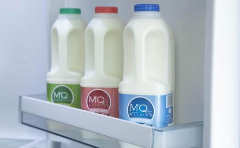 Milk in Cartons