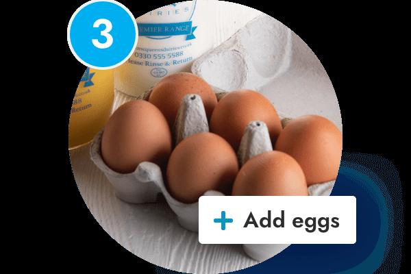 eggs delivery modern milkman