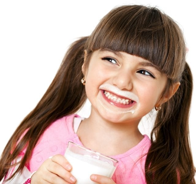 nursery milk delivery