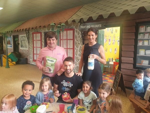 The Nursery milk Scheme