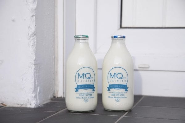 McQueens Dairies Customer Service