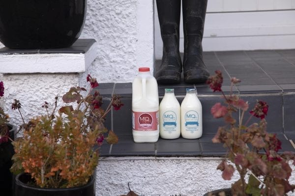 McQueens Dairies Christmas Deliveries