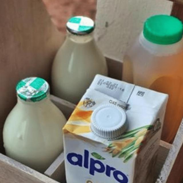 milk delivery service
