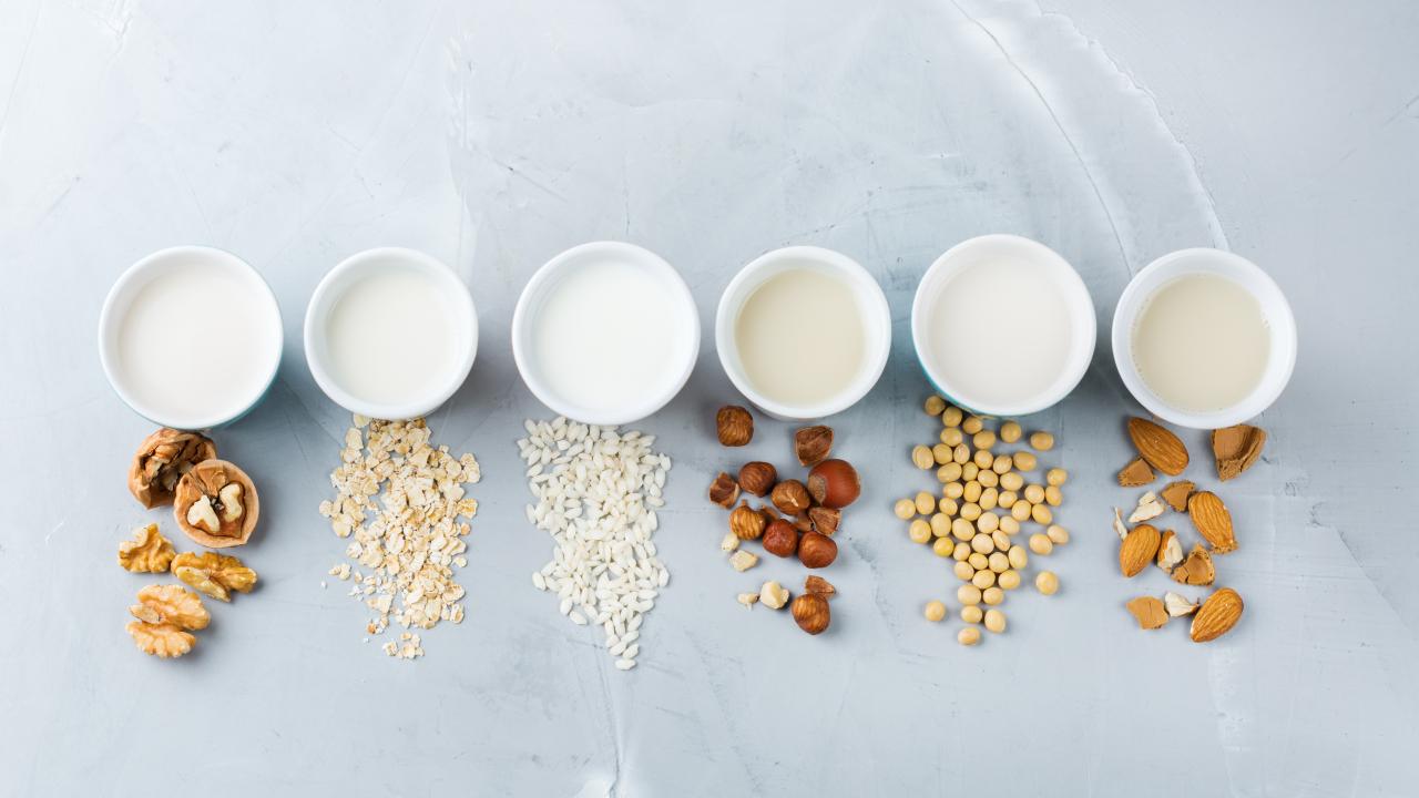 Milk and Milk Alternatives