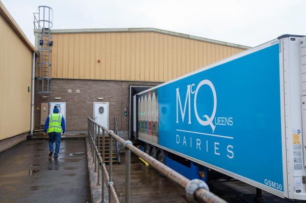 McQueens East Kilbride Dairy