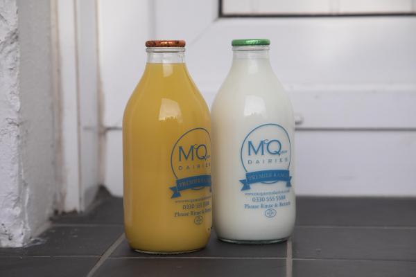Milk Delivery Sheffield