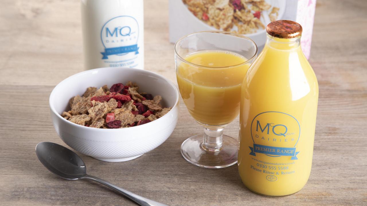 Breakfast cereal sales surge over lockdown