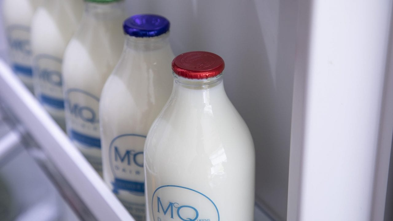 Milk Deliveries in Edinburgh sees dramatic growth