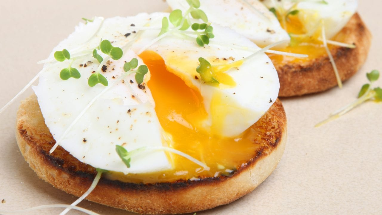 Top tips on how to make the perfect poached eggs