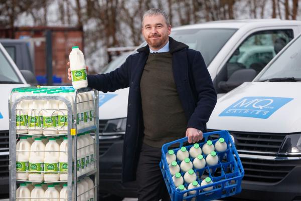 Milk Delivery Carlisle