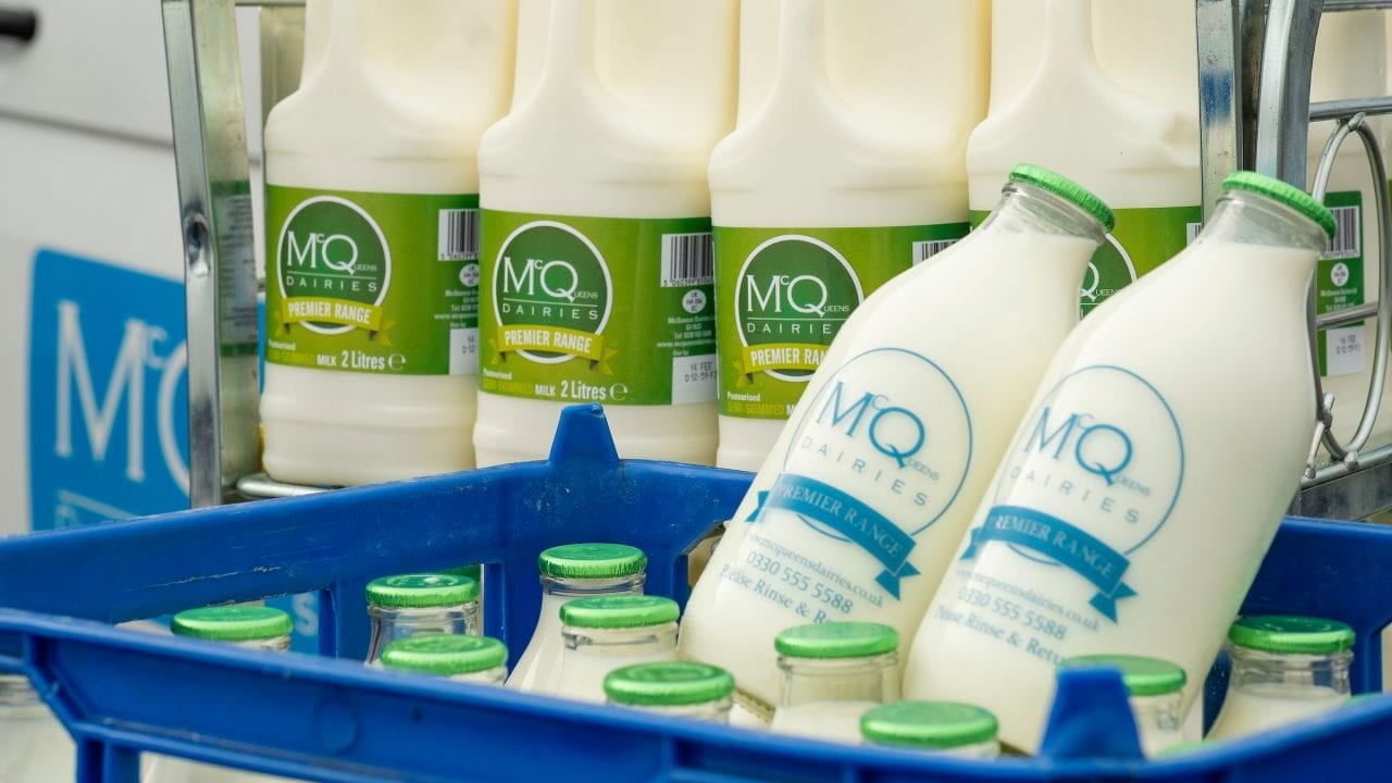 5 ways to use your leftover McQueens Dairies milk