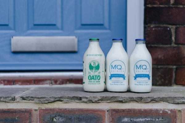 Oato oat milk delivery