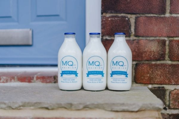 Milk delivery Huddersfield