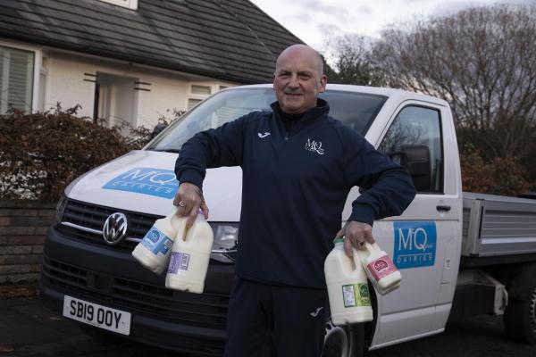 Local Milkman Delivery