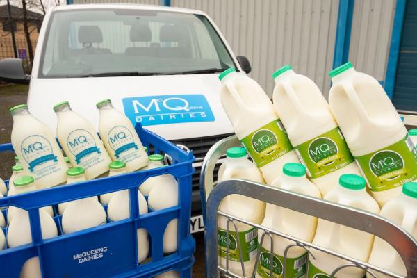 Milk delivery Nottinghamshire
