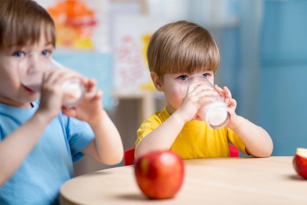 Nursery Milk Scheme McQueens Dairies
