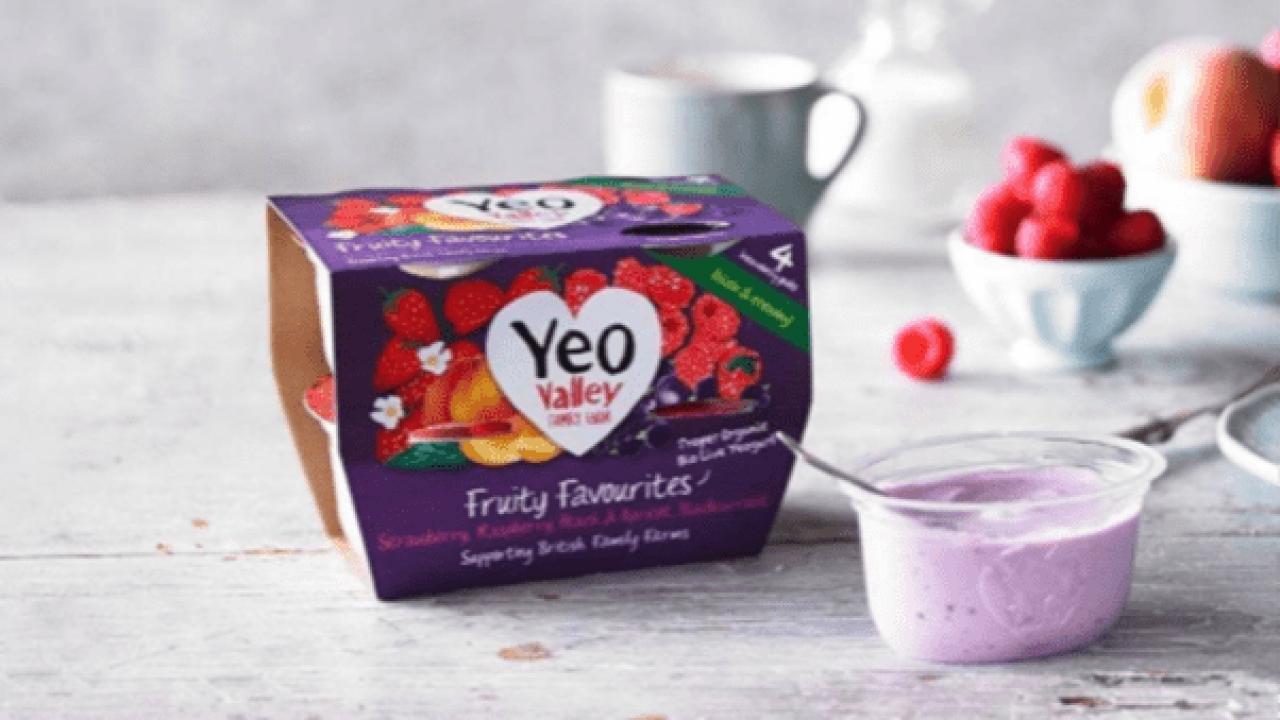 Yeo Valley Yoghurt