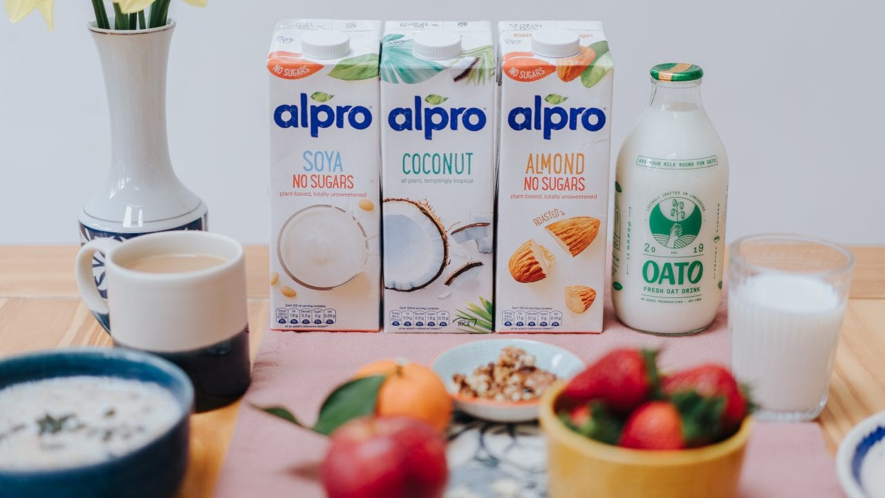 Everything you need to know about non-dairy milks