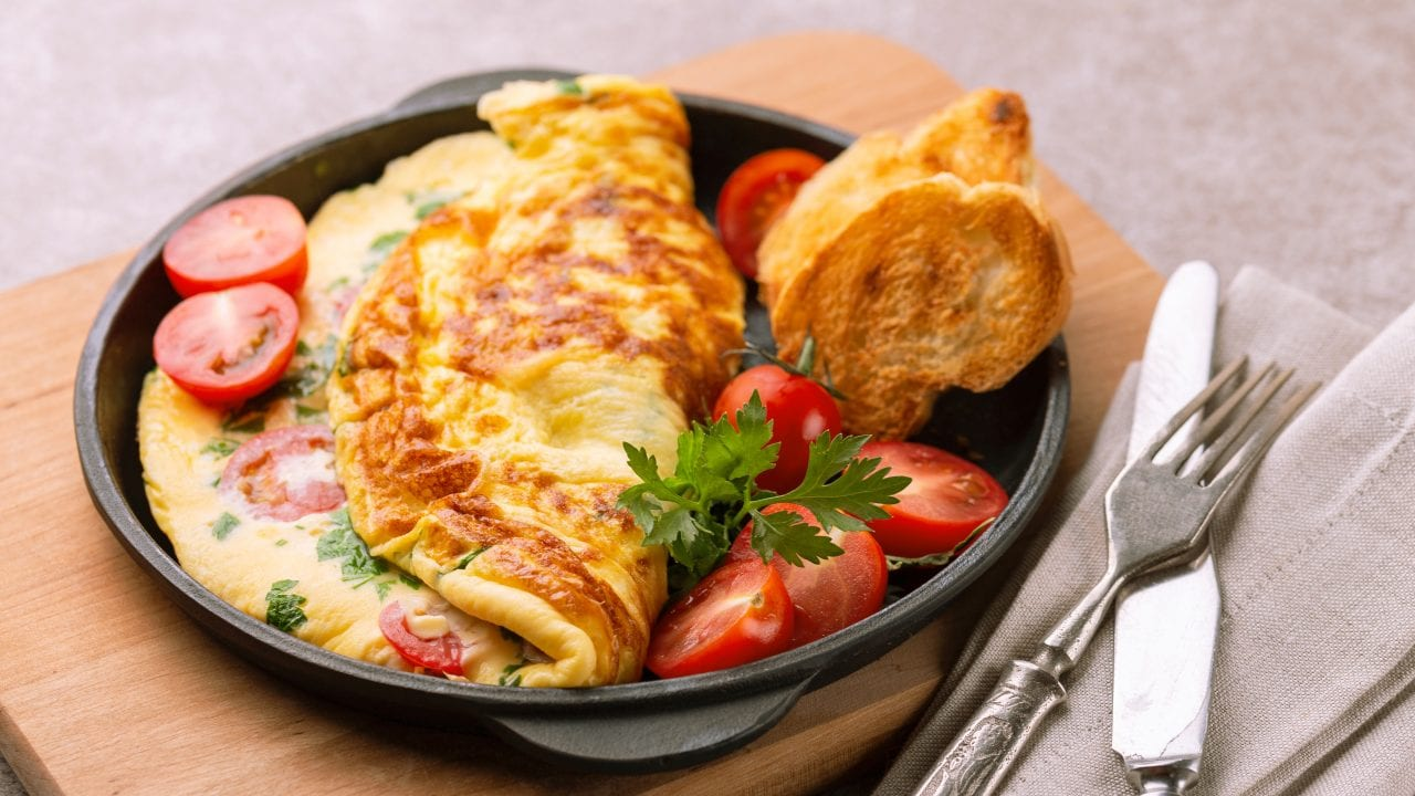 Quick and Easy Omelette Recipe